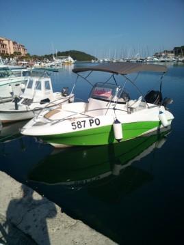 Yacht-Charter in Vrsar - Quicksilver Commander 555 auf SamBoat