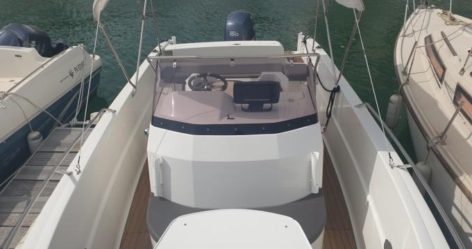 Motorboot mit oder ohne Skipper Pacific Craft mieten in Argelès-sur-Mer