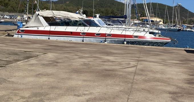 Motorboot mieten in Cagliari Port - Piantoni 46 predator
