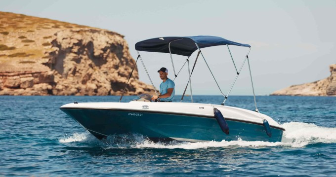 Motorboot mit oder ohne Skipper Bayliner mieten in Sant Antoni de Portmany