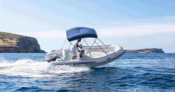 Bootsverleih Selva Selva D470 Ibiza Town Samboat