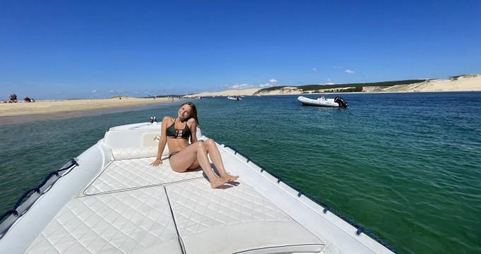 Yacht-Charter in Grand Piquey - Lomac Beluga 24 auf SamBoat
