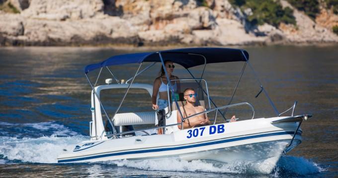 Yacht-Charter in Dubrovnik - Salona Maestral 500 auf SamBoat