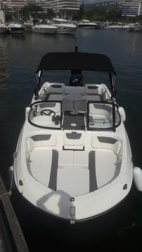 Bootsverleih Bayliner Element E7 Mandelieu-la-Napoule Samboat