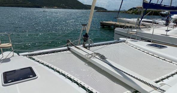 Katamaran mieten in Tortola - Lagoon Lagoon 400 S2