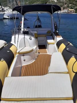 Bootsverleih Rib 750 Lefkada (Island) Samboat