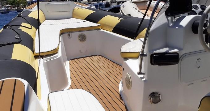 Motorboot mieten in Lefkada (Island) - Rib 750