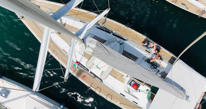 Segelboot mieten in Ibiza Island zum besten Preis