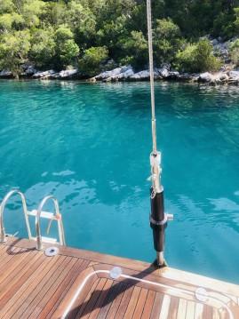 Bootsverleih Ibiza Island günstig Hanse 430 E