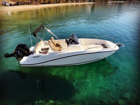 Motorboot mieten in Kotor - Quicksilver Activ 605 Open