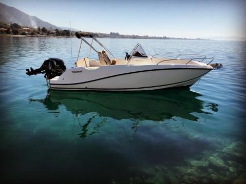 Bootsverleih Quicksilver Activ 605 Open Kotor Samboat