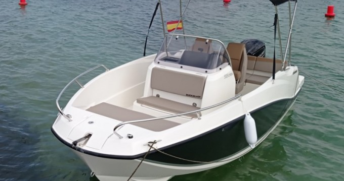 Yacht-Charter in Can Pastilla - Boleor Q555 'Astreo' (6p/115hp) auf SamBoat