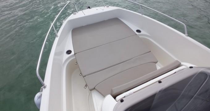 Bootsverleih Boleor Q555 'Astreo' (6p/115hp) Can Pastilla Samboat