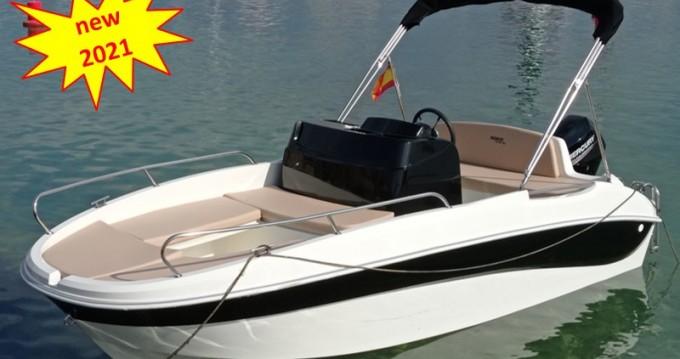 Bootsverleih Boleor B460 'Doris' (no licence) Can Pastilla Samboat