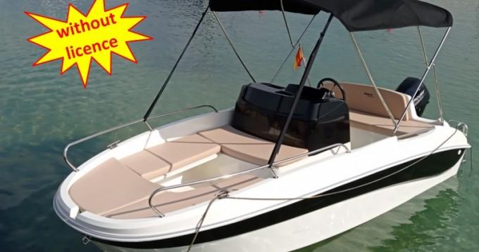Motorboot mit oder ohne Skipper Boleor mieten in Can Pastilla