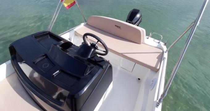 Motorboot mieten in Can Pastilla - Boleor B460 'Doris' (no licence)