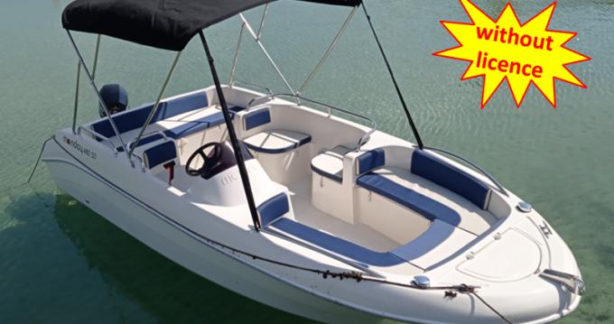 Motorboot mieten in Can Pastilla zum besten Preis