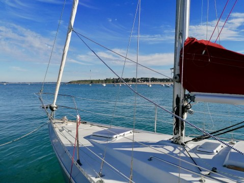 Segelboot mieten in Saint-Cast-le-Guildo - Gibert Marine Gib Sea 28