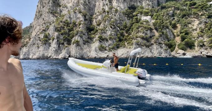 Bootsverleih speedy speedyboat  Sorrento Samboat