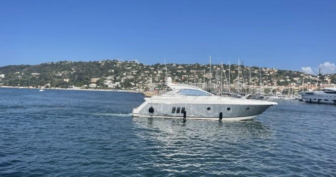 Motorboot mit oder ohne Skipper Sessa Marine mieten in Antibes