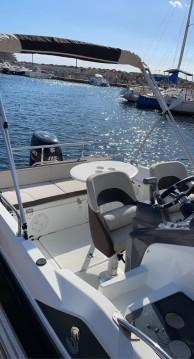 Bootsverleih Pacific Craft Pacific Craft 570 WA La Ciotat Samboat
