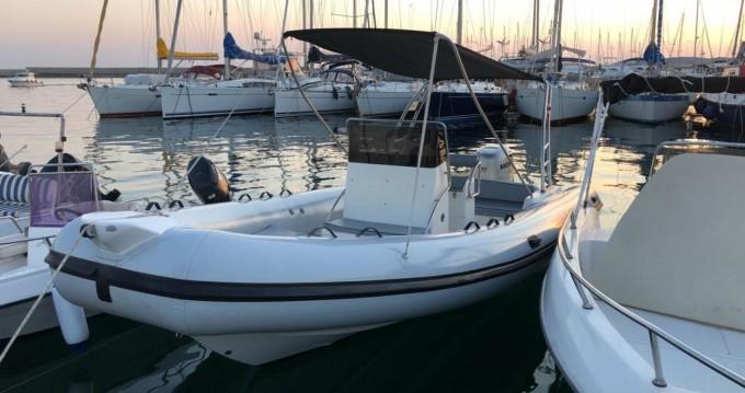 Schlauchboot mit oder ohne Skipper Bsc mieten in Porto di Alghero