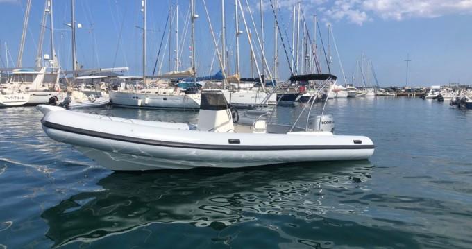 Schlauchboot mieten in Porto di Alghero zum besten Preis