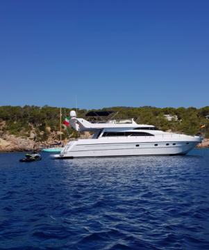 Yacht-Charter in Ibiza Island - Firebird 68 auf SamBoat